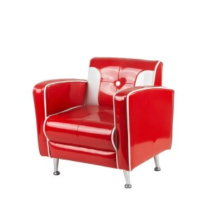 Kids Chair - Red