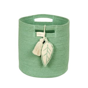 Leaf Basket - Green