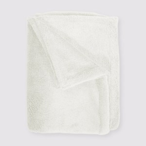 Fleece Blanket - Cream