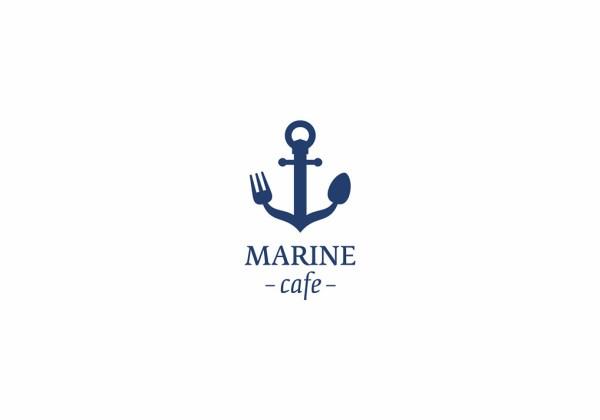 Marine Cafe by Yuri Kartashev