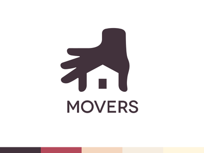 Movers Logo Design - Branding by Ramotion