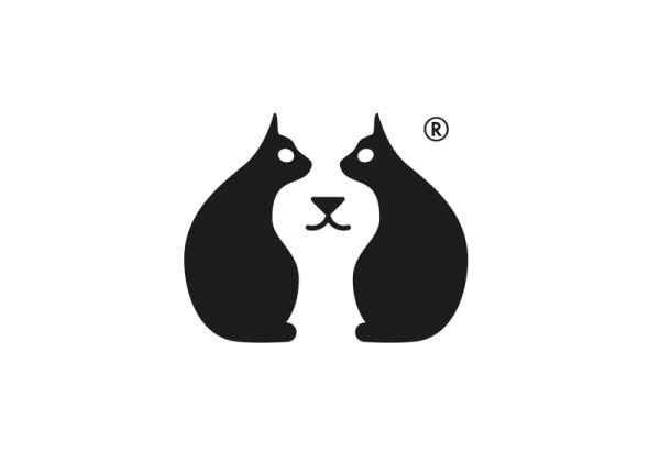 Neg Cat & Dog by Tomasz Borowicz