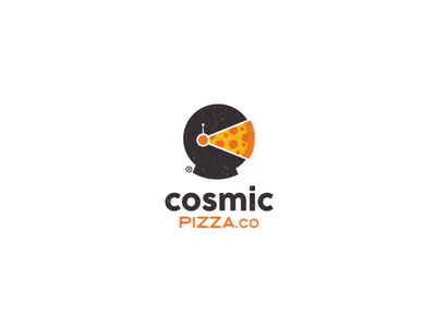 Cosmic Pizza.co by Maskon Brands™