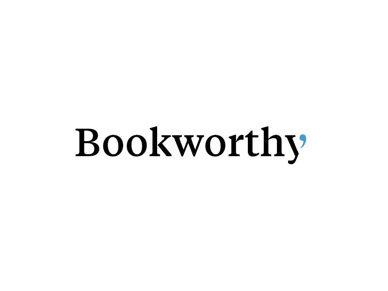 Bookworthy Logotype by Sean Farrell