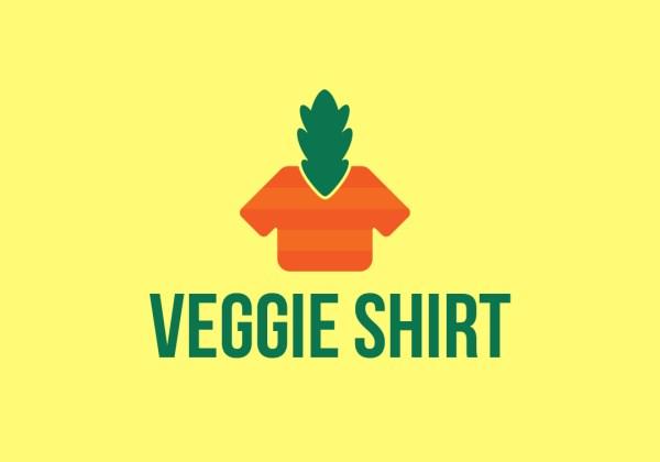 Veggie Shirt by Moi Ezelente