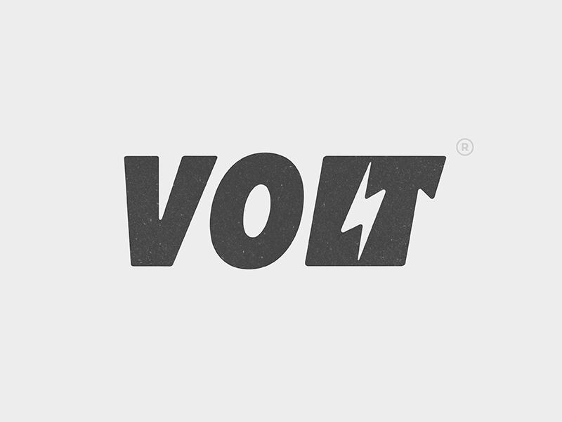 Volt Logo by Yoga Perdana