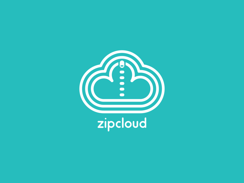 Cloud Computing Logo by Ádám Vizi