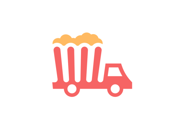 Popcorn Truck by EightSeconds