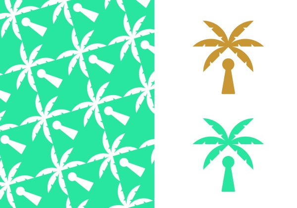 Key Palm by Type08 Alen Pavlovic