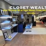 Finance Fridays: Closet Wealth