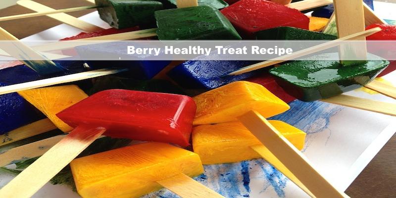 Berry Healthy Smoothie Treat No Sugar Added Recipe
