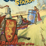 Review: Revenge of the Red Knight (Imagination Series #4)