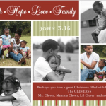 Shutterfly Review: Holiday Cards in as little as 10 easy steps