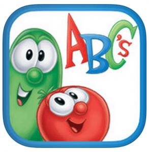 ABC Veggietales App