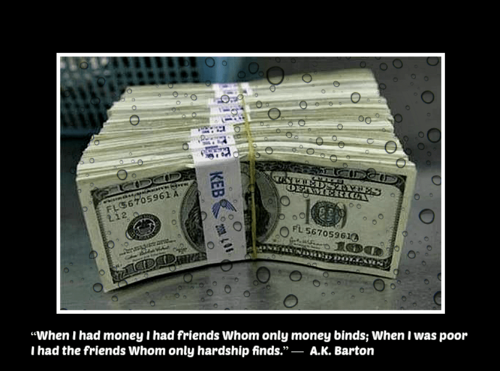People That Owe Money Quotes