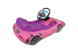 Digital toys-Inflatable Race car w_ iPad