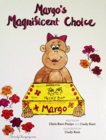 Tacky Box and Margo's Magnificent Choice. Enter to win a book and tacky box set to help your children learn that their words matter.