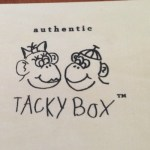 Teach Kids Word's Matter: Tacky Box Review and Giveaway