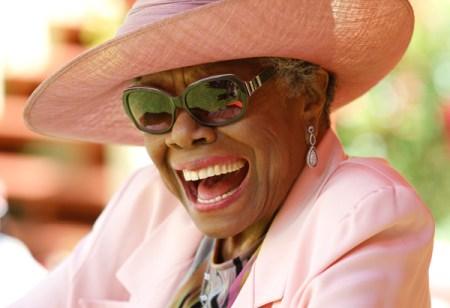 Dr. Maya Angelou American Poet Laureate