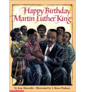 Happy Birthday, Martin Luther King - Children's booK