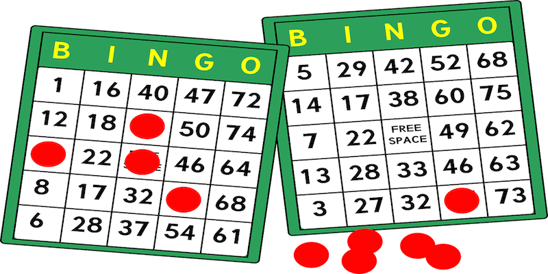 Playing bingo online can be fun and rewarding