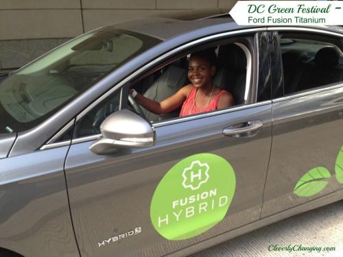 DC Green Festival - 2014 Ford Fusion Titanium