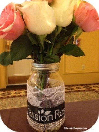 Passion Roses provided beautiful flowers for iRetreat2014