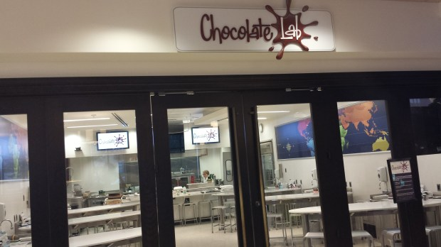 The Chocolate Lab, in Hershey PA. A family Fun experience #TravelCleverly