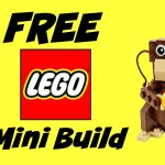 Tuesday, August 5 Lego Monkey Mini Build