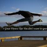 Outdoor Fitness Tips – Burn Major Calories