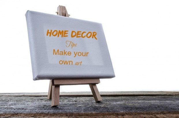 Frugal Home Decor Tips #diy via @CleverlyChangin