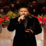 Smokie Norful Visits St. Jude
