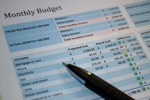 Step 1 in avoiding holiday debt is to plan and budget. #holiday #debt #money