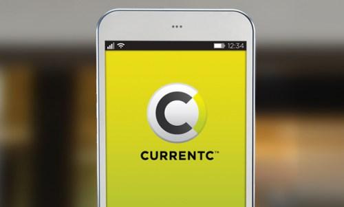 Currentc mobile wallet option