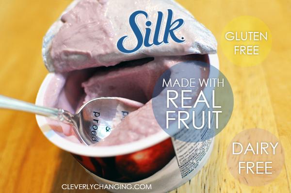 silk yogurt