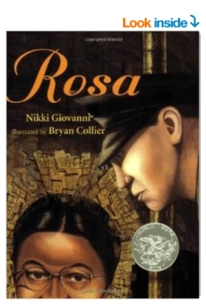 "Review ""Rosa"" by Nikki Giovanni"