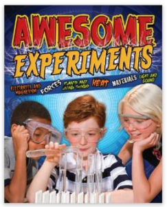 Awesome Experiments by Trevor Cook #science #kids