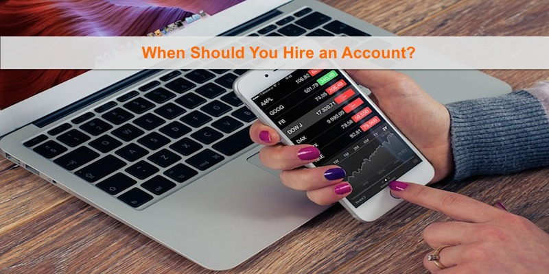 When's the Right Time to Hire an Accountant and Alleviate #Financial #Stress?