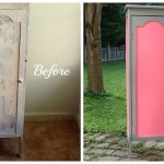 Frugal Upcycle Furniture: Cabinet Designed by a 6 Year Old