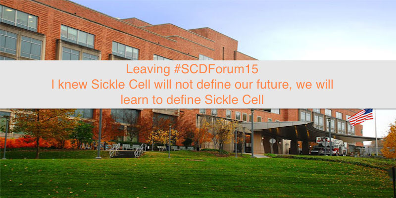 2015 NIH Sickle Cell Forum June 25 and June 26, 2015 Recap Post #sicklecell