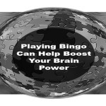 Can Bingo help boost your brain power ?
