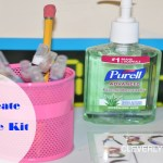 Create a Kid's Cold Defense Kit With Purell