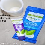 Review: Phytoplex Nourishing Skin Cream and Barrier Cream Cloths