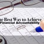 Financial Accountability Checklist – 4 Goals that Lead to Success