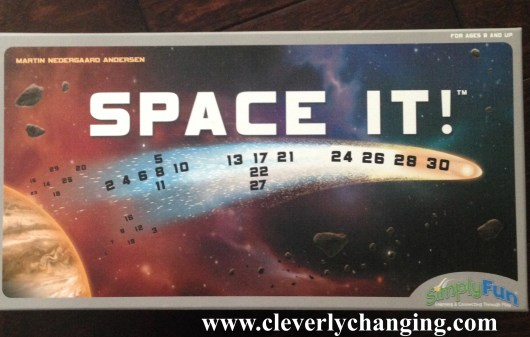 Space It! #math skip counting #game #homeschool