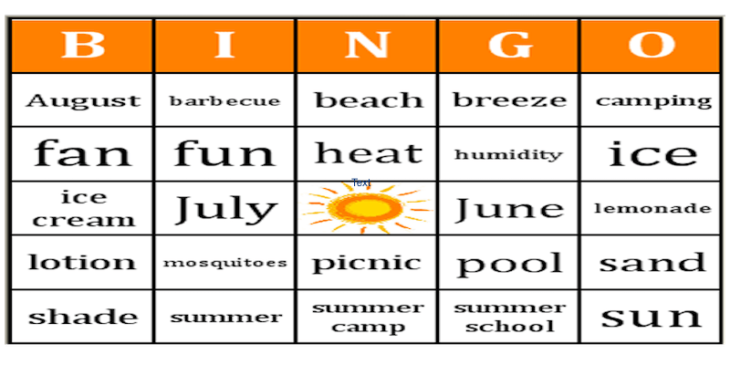 Play bingo for unlimited fun and entertainment