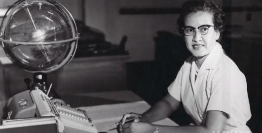 Katherine Johnson Mathematician for NASA