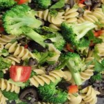 Meatless Monday: Pasta Salad and Smoothie Recipe
