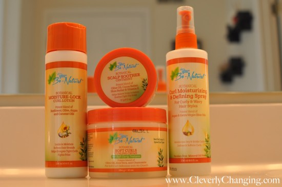 You Be Natural Moisture Products