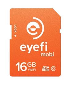Eyefi - Mobi wifi enabled sd card